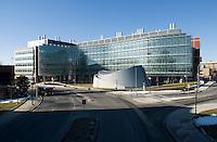 Biomedical Science Research Building, University of Michigan, Ann Arbor, Michigan