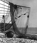 Nets Aldeburgh beach