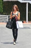 Elisabetta Canalis in Los Angeles - Exclusive photos