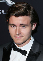BEVERLY HILLS, CA, USA - OCTOBER 30: Callan McAuliffe arrives at the 2014 BAFTA Los Angeles Jaguar Britannia Awards Presented By BBC America And United Airlines held at The Beverly Hilton Hotel on October 30, 2014 in Beverly Hills, California, United States. (Photo by Xavier Collin/Celebrity Monitor)