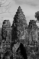Bayon temples  ruins in Siem reap, Cambodia, 2016<br /> <br /> PHOTO : Pierre Roussel - AQP