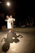 Urban Garden performs Mark Twain's Joan of Arc at Burning Coal Theatre July 1st 2012
