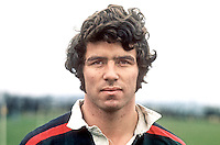 Dick Milliken, aka Richard Milliken, rugby player, former Irish International, Ulster Interprovincial, Bangor RFC, N Ireland, February 1973. 197302000047DM<br />