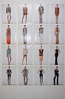 Image of looks from the M. Patmos Pre-Spring 2012 collection by Marcia Patmos, during the M. Patmos Pre-Spring 2012 preview, June 15th 2011.
