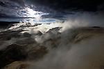 Sol de Mañana Geyser Basin, Altiplano, Bolivia