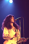 Deep Purple 1976 Glenn Hughes.© Chris Walter.