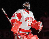 Matt O'Connor (BU - 24) - The Boston University Terriers defeated the visiting Providence College Friars 4-2 (EN) on Saturday, December 13, 2012, at Agganis Arena in Boston, Massachusetts.