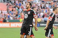 D.C. United forward Dwayne de Rosario (7)  D.C. United defeated Toronto FC 3-1 at RFK Stadium, Saturday May 19, 2012.