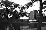 With its surrounding moat, the Imperial Palace in Tokyo, Japan is a world unto itself and a timeless symbol of tranquility in the middle of the sprawling and super-modern metropolis. May 7, 2010.