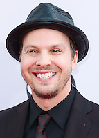 LOS ANGELES, CA, USA - NOVEMBER 23: Gavin DeGraw arrives at the 2014 American Music Awards held at Nokia Theatre L.A. Live on November 23, 2014 in Los Angeles, California, United States. (Photo by Xavier Collin/Celebrity Monitor)