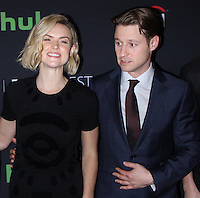 NEW YORK, NY-October 19:Erin Richards, Ben McKenzie, at PaleyFest New York presents Gotham at the Paley Center for Media in New York.October 19, 2016. Credit:RW/MediaPunch