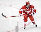 Holly Lorms (BU - 8) - The visiting Boston University Terriers defeated the Boston College Eagles 1-0 on Sunday, November 21, 2010, at Conte Forum in Chestnut Hill, Massachusetts.