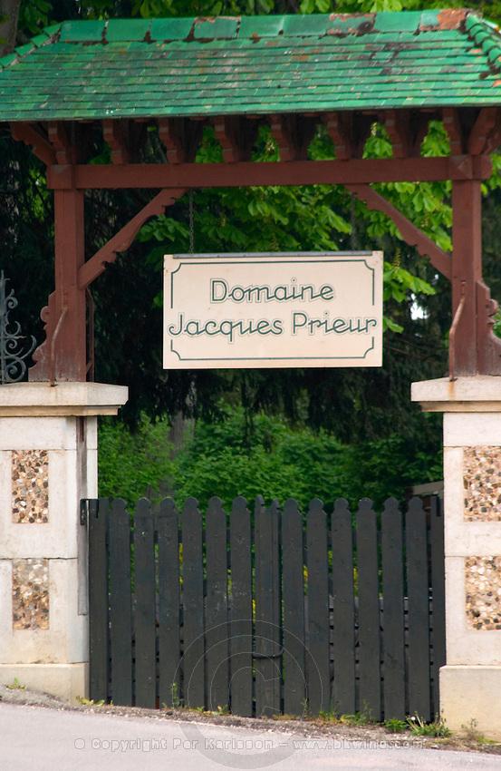 domaine jacques prieur meursault cote de beaune burgundy france