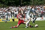 Sandhausen 10.05.2008, Holger Badstuber (FC Bayern M&uuml;nchen II) und Benjamin Barg (SV Sandhausen) in der Regionalliga beim Spiel SV Sandhausen - FC Bayern M&uuml;nchen II<br /> <br /> Foto &copy; Rhein-Neckar-Picture *** Foto ist honorarpflichtig! *** Auf Anfrage in h&ouml;herer Qualit&auml;t/Aufl&ouml;sung. Belegexemplar erbeten.