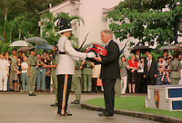 Hong Kong Handover 1 July 1997