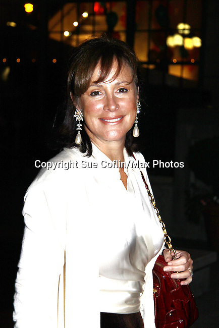 Hillary B. Smith attends ABC Daytime Soap Casino Night with the Stars on October 28, 2010 at Guastavinos, New York City, New York. (Photo by Sue Coflin/Max Photos)