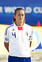 Shinji Makino (JPN), SEPTEMBER 02, 2011 - Beach Soccer : FIFA Beach Soccer World Cup Ravenna-Italy 2011 Group D match between Japan 2-3 Mexico at Stadio del Mare, Marina di Ravenna, Italy, (Photo by Enrico Calderoni/AFLO SPORT) [0391]