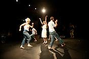 "Urban Garden performs ""Mark Twain's Joan of Arc"" at Politheatrics 2012 at Burning Coal Theatre"