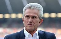FUSSBALL   1. BUNDESLIGA  SAISON 2012/2013   11. Spieltag FC Bayern Muenchen - Eintracht Frankfurt    10.11.2012 Trainer Jupp Heynckes (FC Bayern Muenchen)