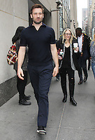 NEW YORK, NY February  22, 2017:Clive Standen at Today Show to talk about new NBC series Taken  in New York . February 22, 2017. Credit:RW/MediaPunch