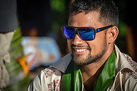 Namotu Island Resort, Namotu, Fiji. (Saturday May 31, 2014) Michel Bourez (PYF) –  The official Opening Ceremony for the 2014 Fiji Pro was held this afternoon on Tavarua Island with a tradition blessing and kava ceremony for the officials and Top 34 surfers. Photo: joliphotos.com