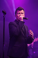 FEB 23 Rick Astley performing for 'War Child'