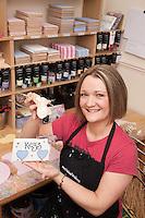Natalie Hickey of Nottingham's Precious Parcels
