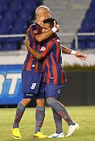Unión Magdalena vs América de Cali Torneo Postobo 24-02-2014