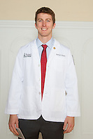 Daniel Stratz. White Coat Ceremony, class of 2016.