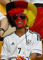 09.06.2012, LWOW, PILKA NOZNA, FOOTBALL, MISTRZOSTWA EUROPY W PILCE NOZNEJ, EURO 2012, FOOTBALL EUROPEAN CHAMPIONSHIP,  NIEMCY - PORTUGALIA, GERMANY - PORTUGAL, KIBIC NIEMIEC, FOT. TOMASZ JASTRZEBOWSKI / FOTO OLIMPIK