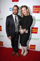 A.J. McLean<br /> Voices On Point, Century Plaza Hotel, Century City, CA 09-13-14<br /> David Edwards/DailyCeleb.com 818-249-4998