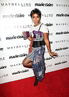 WEST HOLLYWOOD, CA - April 21: Janelle Monae, At Marie Claire's Fresh Faces At Doheny Room In California on April 21, 2017. Credit: FS/MediaPunch