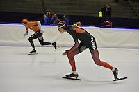 SCHAATSEN: HEERENVEEN: 16-01-2016 IJsstadion Thialf, Trainingswedstrijd Topsport, Willem Hoolwerf, ©foto Martin de Jong