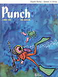 Punch (Front cover, 5 june 1963)