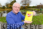 Con Dennehy Currow with his new book Kerry Bravehearts which will be released next week
