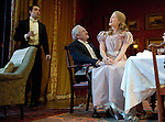 The Voysey Inheritance by Harley Granville Barker,directed by Peter Gill . With Julian Glover as Mr Voysey ,Isabella Calthorpe as Ehtel Voysey ,Martin Hudson. Opens at the Lyttleton Theatre at the Royal National Theatre on 25/4/06. CREDIT Geraint Lewis