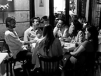 Sobrinos is one of Chef Bobby Craig's restaurants part of the Tintorera group.  Colonia Roma, Mexico DF