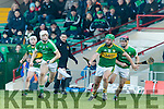 Mikey Boyle Kerry in action against Tom Morrissey Limerick in the Munster Hurling League Round 4 at the Gaelic Grounds, Limerick on Sunday.