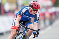 Picture by Alex Whitehead/SWpix.com - 12/05/2017 - Cycling - Tour Series Round 3, Northwich - Matrix Fitness Grand Prix - WNT's Lydia Boylan.