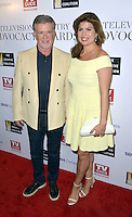 HOLLYWOOD, CA - SEPTEMBER 16: Alan Thicke and Tanya Thicke attend The Television Industry Advocacy Awards benefiting The Creative Coalition hosted by TV Guide Magazine & TV Insider at the Sunset Towers Hotel on September 16, 2016 in Hollywood, CA. Credit: Koi Sojer/Snap'N U Photos/MediaPunch
