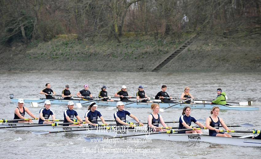 Head Racing Head of The River Race