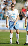 UNC's Heather O'Reilly on Sunday, November 6th, 2005 at SAS Stadium in Cary, North Carolina. The University of North Carolina Tarheels defeated the Virginia Cavaliers 4-1 in the Championship Game of the Atlantic Coast Conference Women's Soccer Tournament.