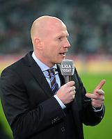 FUSSBALL   1. BUNDESLIGA  SAISON 2012/2013   9. Spieltag FC Bayern Muenchen - Bayer 04 Leverkusen    28.10.2012 Sportvorstand Matthias Sammer (FC Bayern Muenchen)