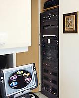 Whole House Control Closet Rack
