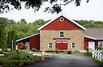 A collection of Barns that still can be seen while traveling the countryside in  the beautiful State of Wisconsin.<br /> Dane County-Quivey's Grove Horse Barn, 6261 Nesbitt Road, Fitchburg.