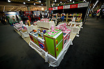 Customers visit the 109th Annual American International Toy Fair in New York, United States. 13/02/2012.  Photo by Eduardo Munoz Alvarez / VIEWpress.
