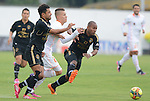 Envigado- Fortaleza F.C venció 2 goles por 0 a Envigado F.C, en el partido correspondiente a la fecha 14 del Torneo Clausura 2014, desarrollado el 12 de octubre, en el estadio Polideportivo Sur.