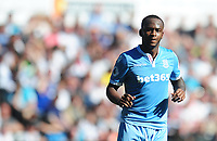 Stoke City's Saido Berahino<br /> <br /> Photographer Kevin Barnes/CameraSport<br /> <br /> The Premier League - Swansea City v Stoke City - Saturday 22nd April 2017 - Liberty Stadium - Swansea<br /> <br /> World Copyright &copy; 2017 CameraSport. All rights reserved. 43 Linden Ave. Countesthorpe. Leicester. England. LE8 5PG - Tel: +44 (0) 116 277 4147 - admin@camerasport.com - www.camerasport.com
