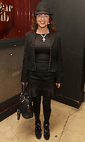 04/06/14<br /> (No Fee pixs) Lorraine Callaghan arriving to the Stella Bass Album Launch &ldquo;TOO DARN HOT&rdquo; which took place in the Sugar Club Co Dublin this evening&hellip;<br /> Pic Collins  Photos