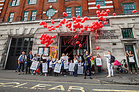 "25.09.2013 - University of London Union: ""Support Our Fire Fighters!"""